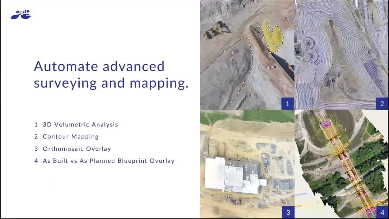 How To Start Your Job Site Drone Mapping Operations With FAA - Drone mapping jobs