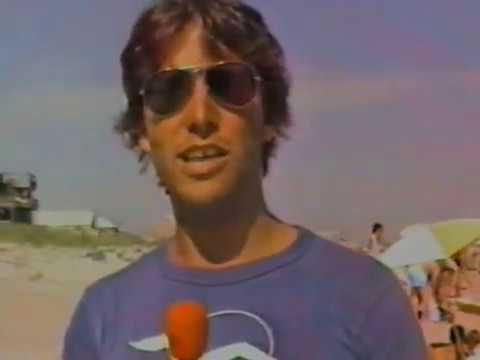 Ocean Beach Fire Island 1981 Beach Interviews