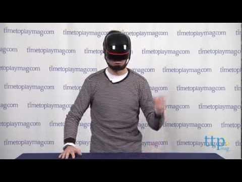 Robocop 2014 toys helmet