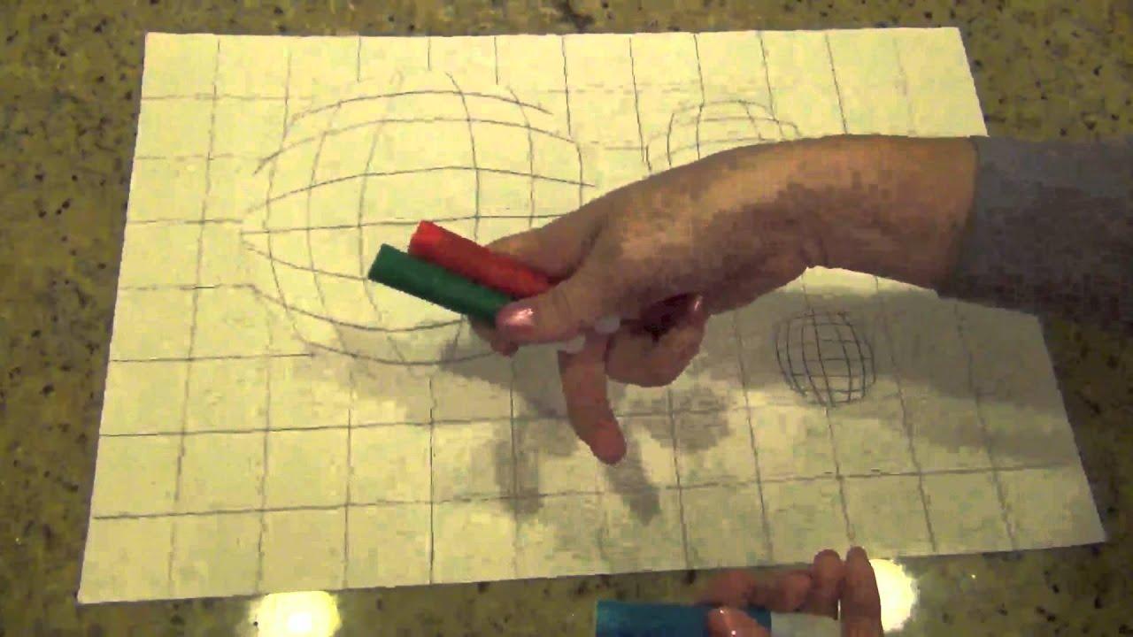 Op Art Line Design Lesson : Op art project youtube
