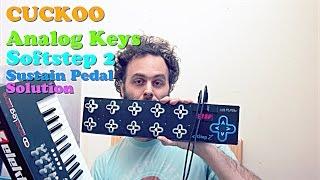 Analog Keys Pedal Solution Softstep 2 - CUCKOO