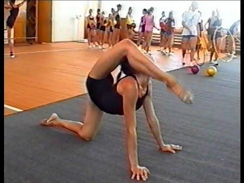 Женская гимнастика акробатика в обнаженном виде смотреть бесплатно видеоролик фото 791-455