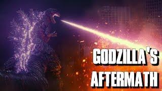 The Impact Of Godzilla's Aftermath - Shin Gojira [シン・ゴジラ]