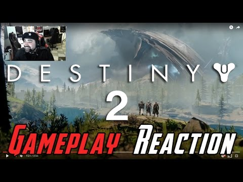 Destiny 2 Gameplay Angry Reaction!