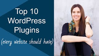 Top 10 WordPress Plugins (2013) Every Website Should Have