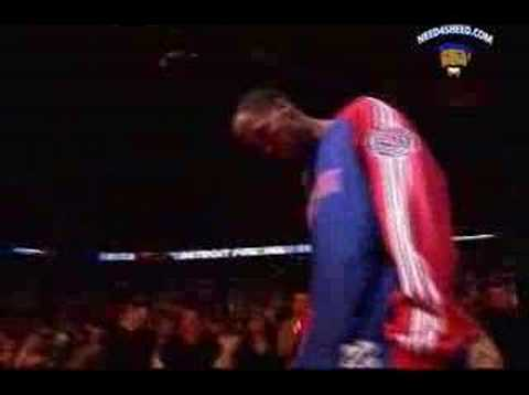 2007 Detroit Pistons Intros