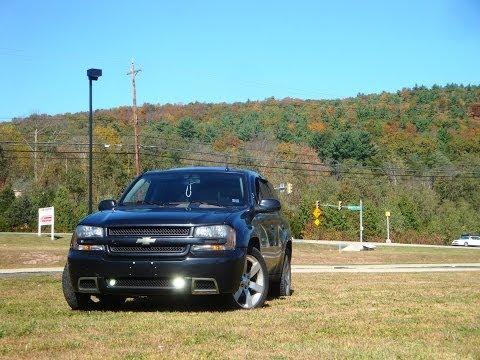 2008 Chevrolet Trailblazer SS mini road trip update