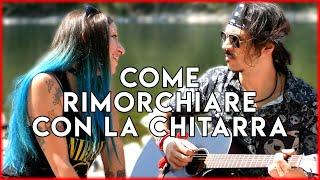 COME RIMORCHIARE RAGAZZE ALTERNATIVE CON LA CHITARRA.. IN SPIAGGIA