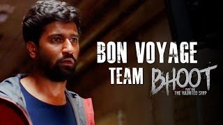 Bon voyage Team Bhoot | Bhoot: The Haunted Ship |  | Vicky Kaushal | In cinemas 21st February |