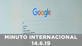 International Minute | 14.6.19