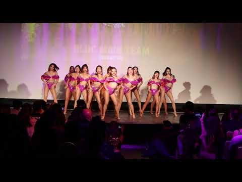 Nice Lady Styling Performance By BLDC Main Team At SLE2019 In Singapore.
