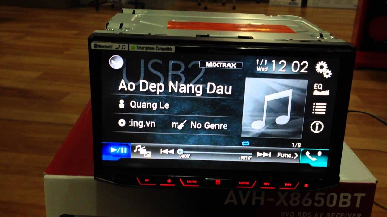 Pioneer Avh Gps Add On Hdmi To Bose Dvd 8650bt Youtube