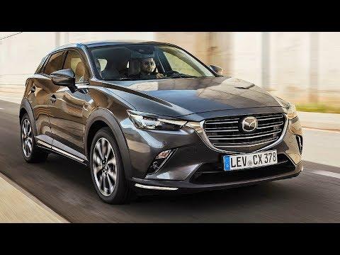 2018 Mazda CX-3 Machine Grey - More Driving Fun