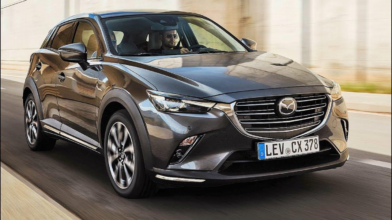 2018 Mazda CX-3 Machine Grey