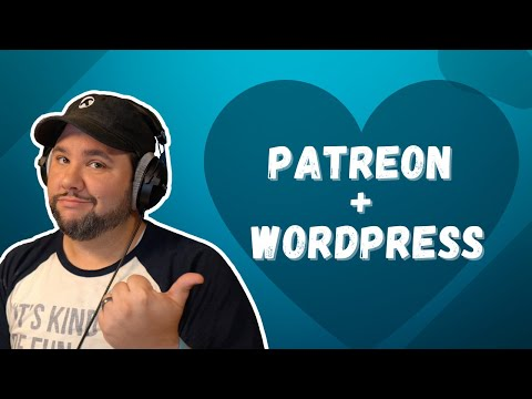 Patreon WordPress Membership Site Tutorial | Joe Casabona