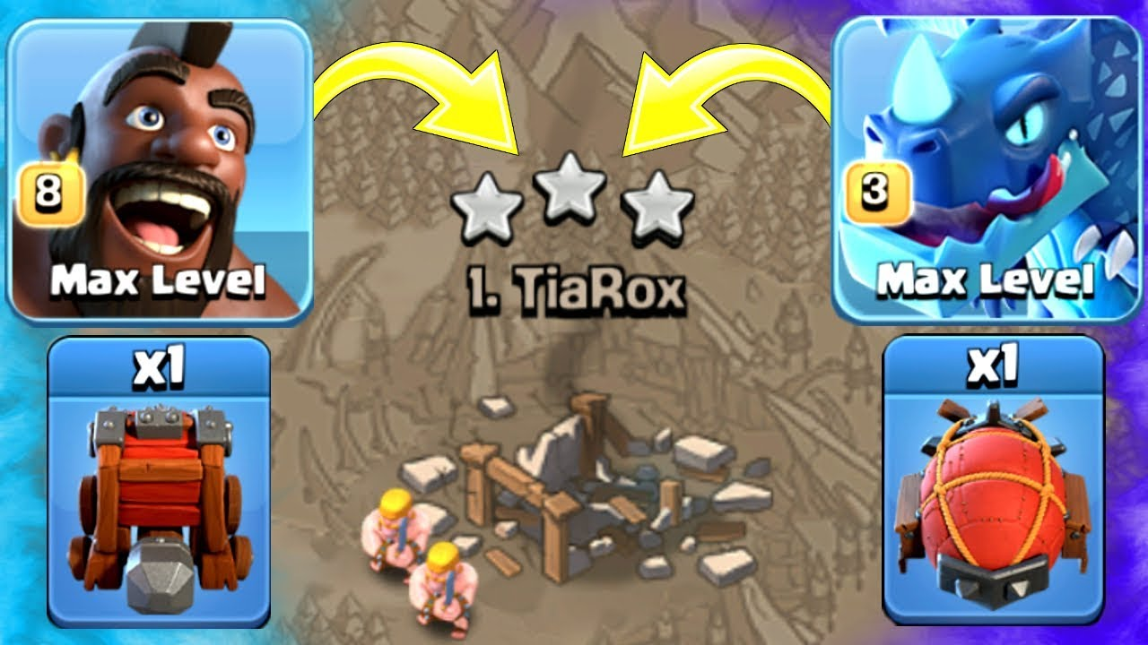 """YOU NEED TO SEE THIS! - Clash Of Clans - GROUND vs AIR """"NEW UPDATE TROOPS"""""""