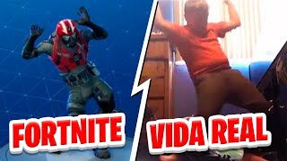 8 best Fortnite dances in real life...