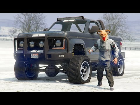 GTA 5 ONLINE CHRISTMAS EVE! SNOW CARS, FREE GIFTS & MORE! (GTA 5 Festive Surprise 2017)