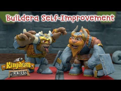 Kingdom Builders | Episode 4: Buildera Self-Improvement | Cartoon Webisode for Kids
