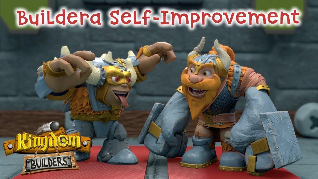 kingdom builders | episode 4: buildera self-improvement | cartoon