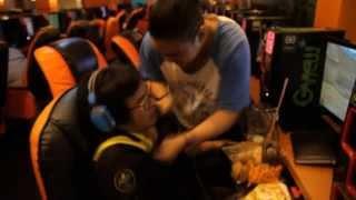 Repeat youtube video เคยเจอคนแบบนี้ในร้านเกมกันไหม? (Stereotype Internet Cafe)