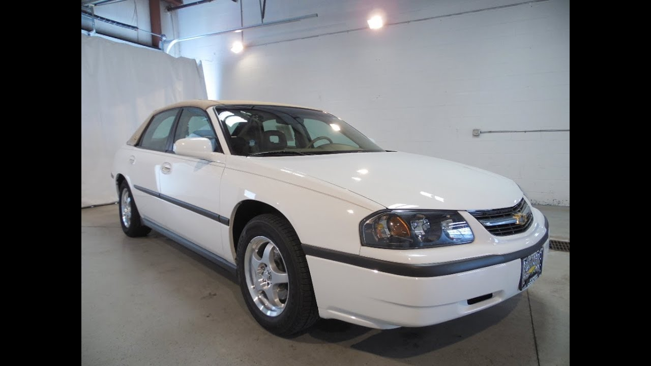 Impala 2000 chevrolet impala problems : 2000 Chevrolet Impala Rag Top! - YouTube