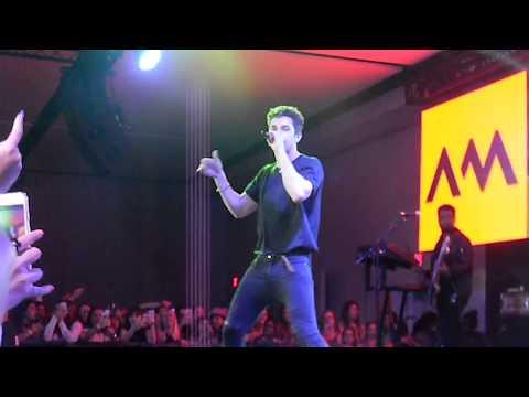 Austin Mahone-MMM Yeah live