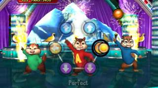 Alvin and the Chipmunks the Squeakquel Nintendo Wii walkthrough part 12/25