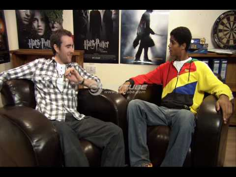 Behind the Camera with James Phelps HBP DVD