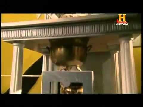 Descubrimientos Antiguos - Robots de la antiguedad