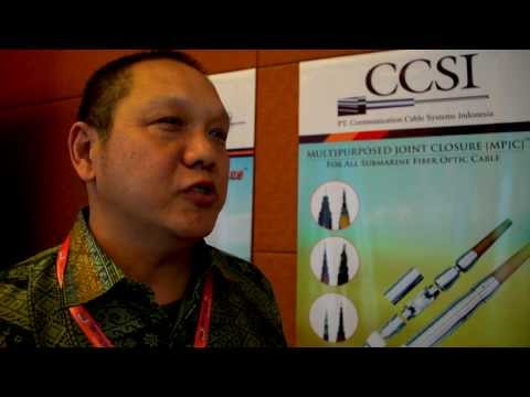 Interview with PT Communication Cable Systems Indonesia