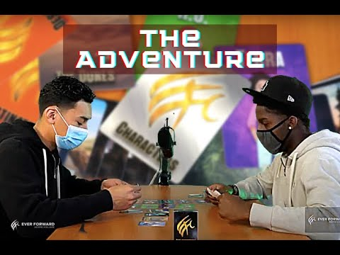 Kevin and CJ Play Ever Forward Club: The Adventure |