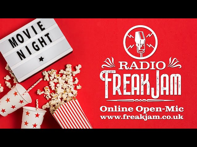 Radio FreakJam Season 2-02 - Movie Night