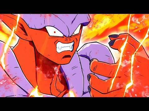 Three Idiots VS Janemba (DESTROYED By This Dragon Ball FighterZ BOSS...) |