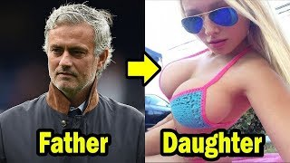 Top 10 Footballer Coaches Hottest Daughter ★ 2019