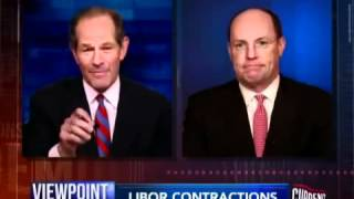 Eliot Spitzer - LIBOR Mega scandal (total corruption)