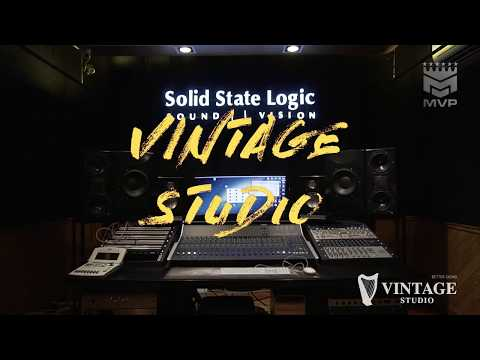 Vintage Studio 2017: SSL (Solid State Logic)
