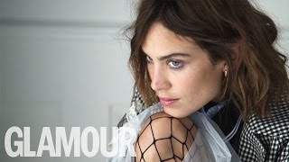 Alexa Chung on her fashion collection | Glamour UK