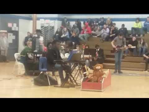 Deshawn at Silver Bluff High School