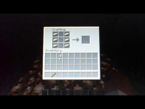 Minecraft Wiki: How To Make Minecart Rail