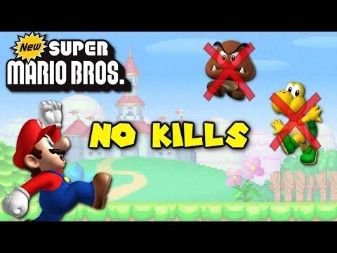 New Super Mario Bros. - Pacifist Run