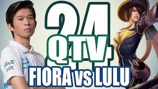 Stream QTV - FIORA vs LULU - PreSeaSon 6 (24/11) #24