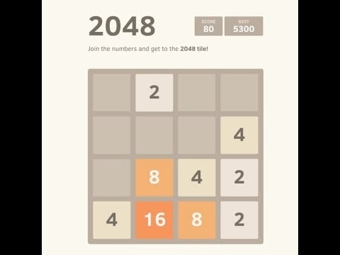 2048 The game, the musical, the feels of a lonely night with Manjius