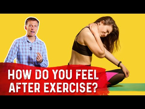 The Best Way to Determine Adrenal Fatigue or Strength is How You Feel After Exercise