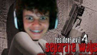 RESIDENT EVIL 4: SEPARATE WAYS - Gravação FAIL (Edição: CapcomGames)