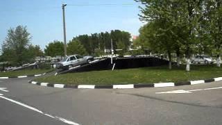 Сдача эстакады и диагональной парковки в ГАИ (Минск)(, 2011-05-20T19:33:36.000Z)