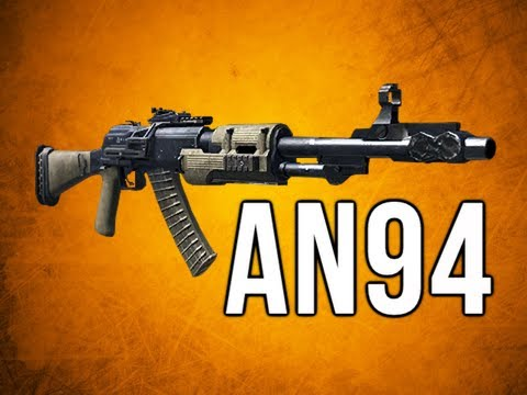 Black Ops 2 In Depth - AN-94 Assault Rifle Review