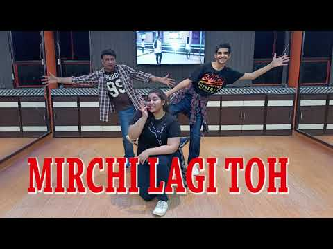 Mirchi Lagi Toh | Easy Dance Steps | Coolie No.1 | Choreography Step2Step Dance Studio | Mohali