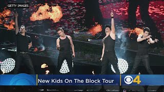 New Kids On The Block Announce Tour With Stars From The 80s