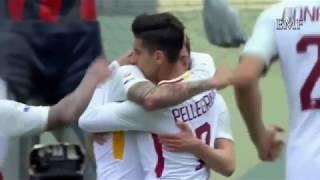 Crotone 0-2 Roma Highlights Zampa, Sky, TeleRadioStereo, CentroSuonoSport, RomaTV